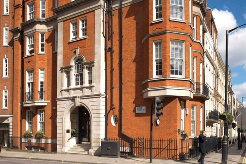 Grosvenor street commercial property mayfair