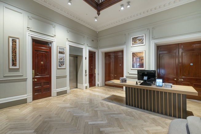 12 Devonshire Street - Commercial Office Space in Marylebone