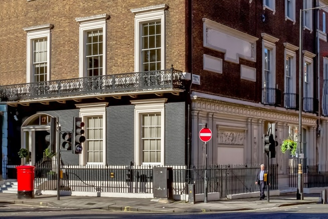 17 Cavendish Square - Modern Office Space in Marylebone