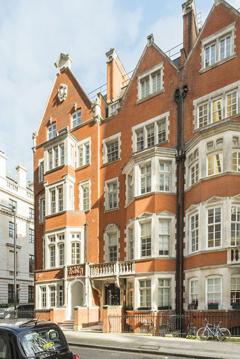 Mellersh & Harding Let 40 Park Street, Mayfair, London W1