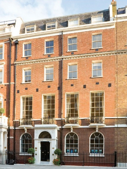 17 HILL STREET, MAYFAIR, LONDON, W1