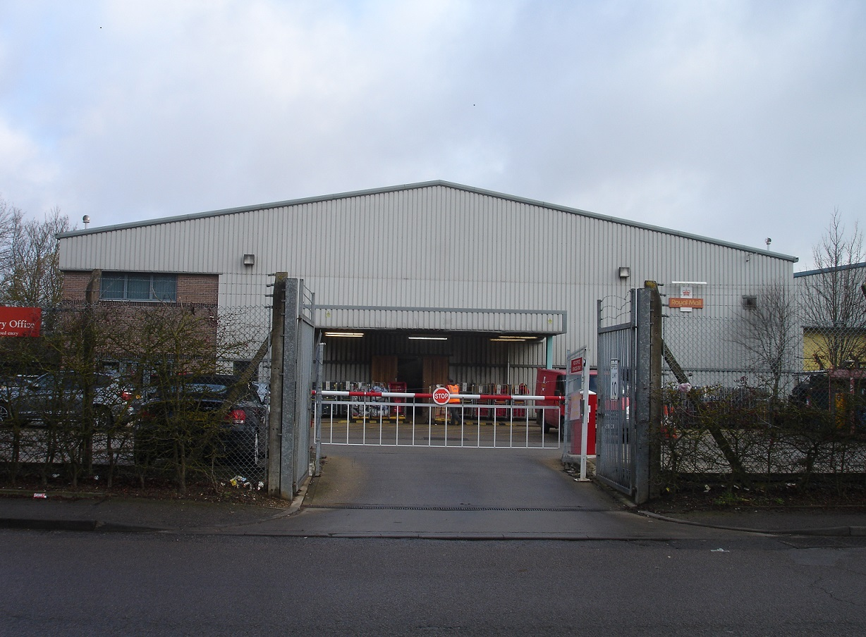 Royal Mail Warehouse – Turnpike House, Unit 1, Marsh Lane, Ware, Hertfordshire SG12 9WR