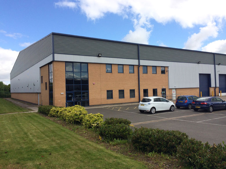 Unit A, Bardon 22, Bardon Business Park, Coalville, Leicestershire