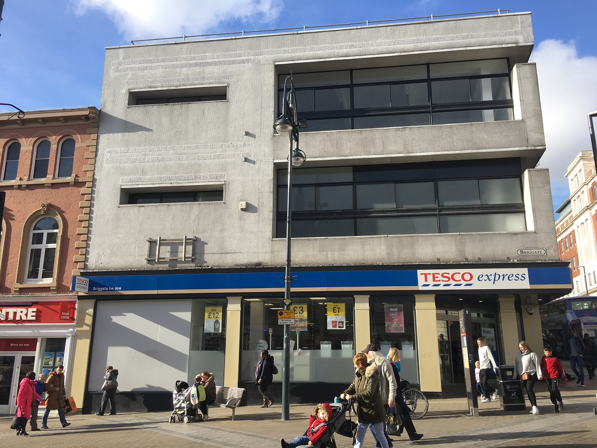 84-87 Briggate, Leeds - A convenient buy in Leeds City Centre