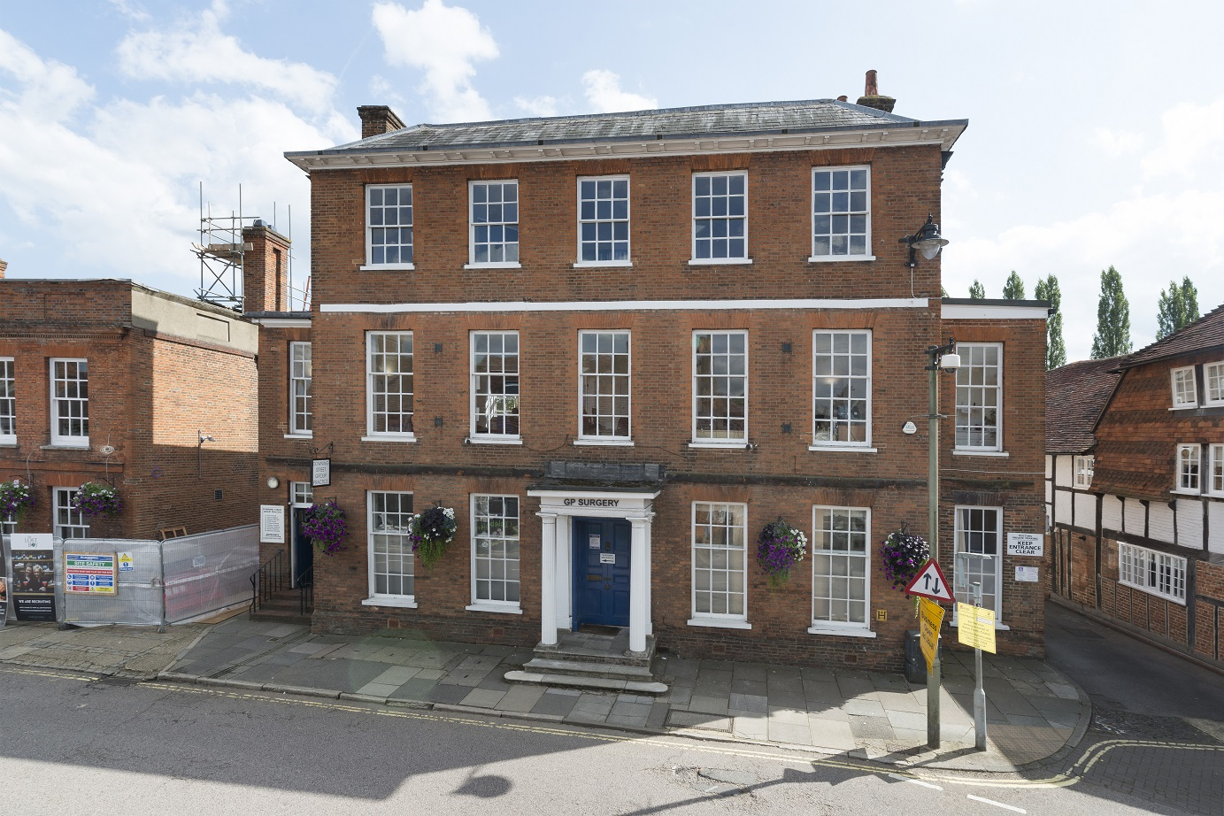 FREEHOLD MEDICAL CENTRE INVESTMENT – 4 DOWNING STREET, FARNHAM, SURREY GU9 7PA