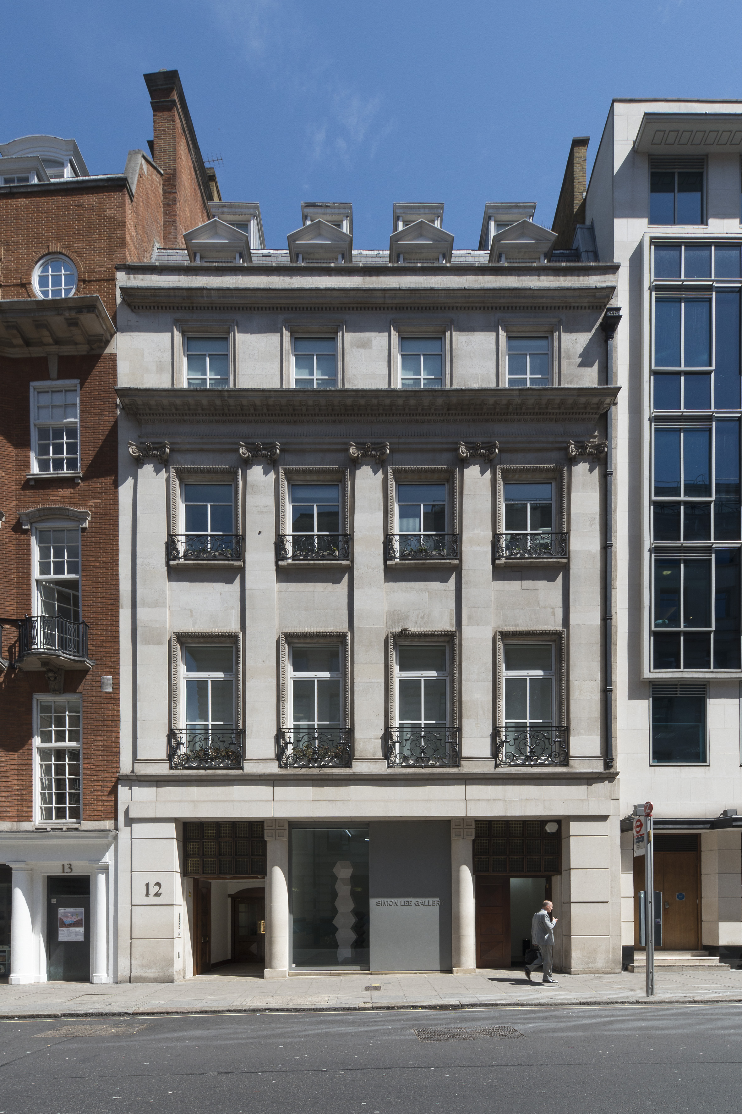 12 Berkeley Street – New office letting