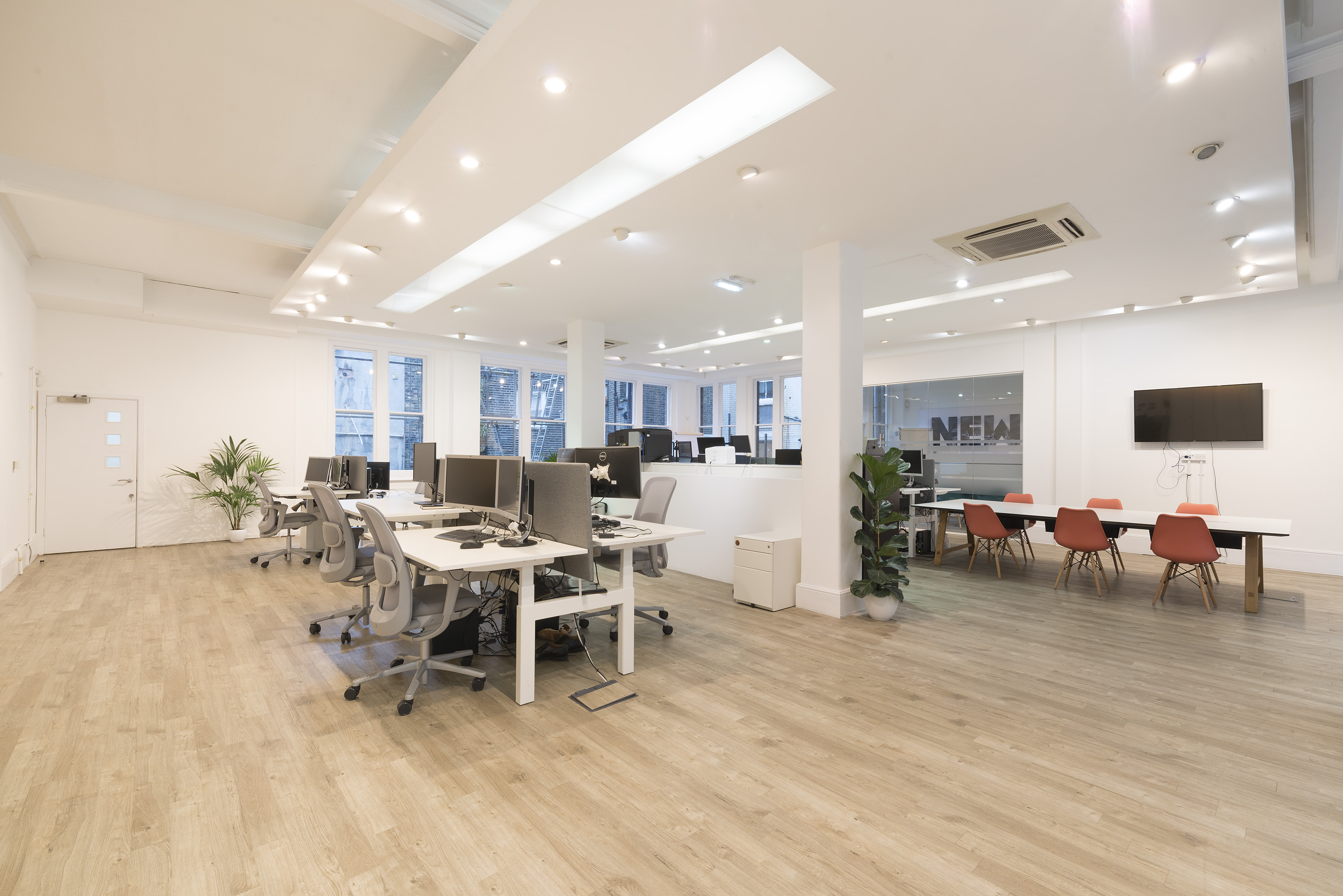Relocation: New Nordic take up serviced offices in Eastcastle Street