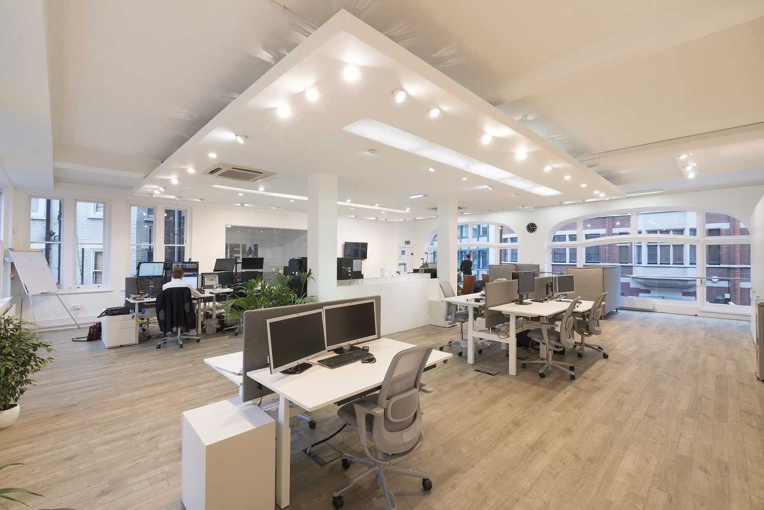 FIRST FLOOR, 40-44 NEWMAN STREET, LONDON W1 – INSTRUCTED, MARKETED AND LET – WITHIN 2 MONTHS!