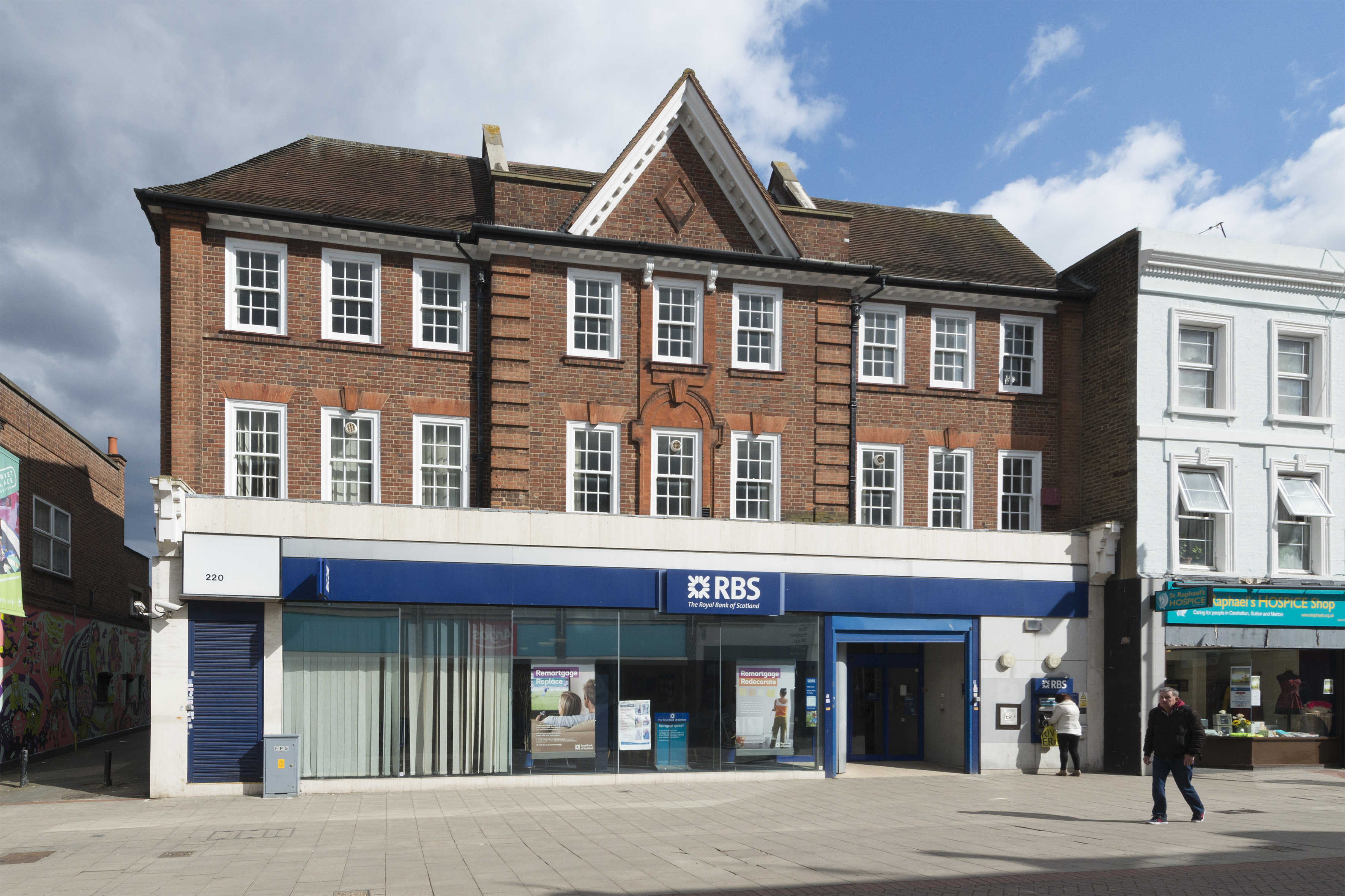 Retail Investment Sale – High Street, Sutton