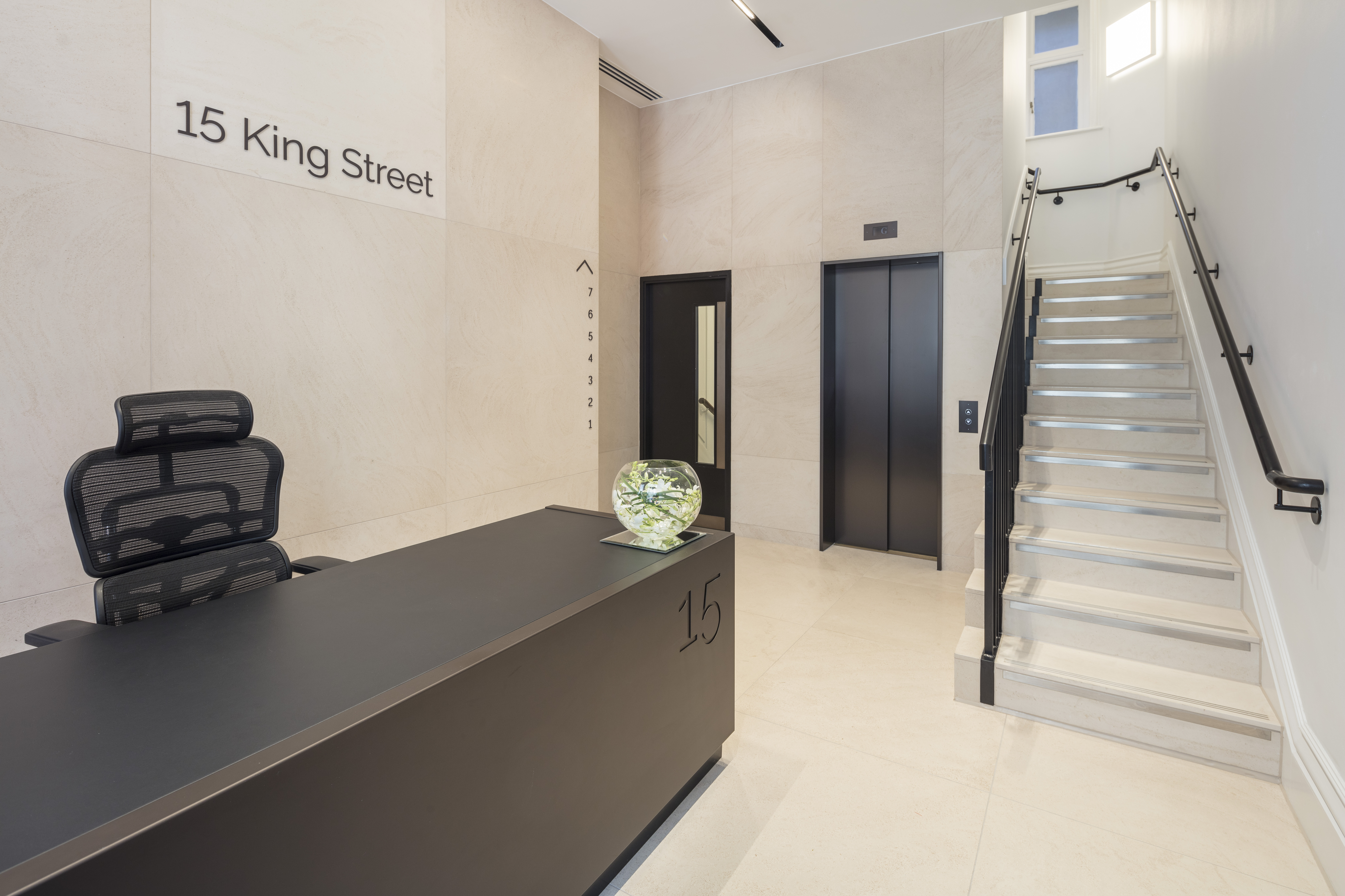 15 King Street – Crown Office Lettings