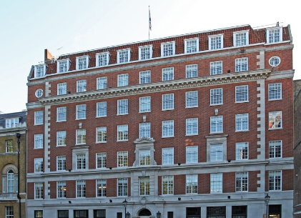 NORFOLK HOUSE, 31 ST JAMES'S SQUARE, LONDON SW1