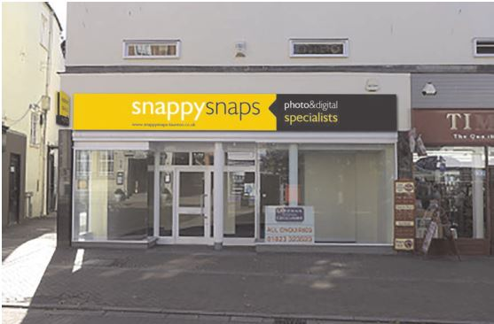 Snappy Snaps Acquire in Taunton