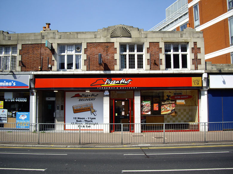 152 154 High Street Staines Middlesex