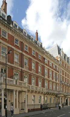 4 MANDEVILLE PLACE, LONDON W1