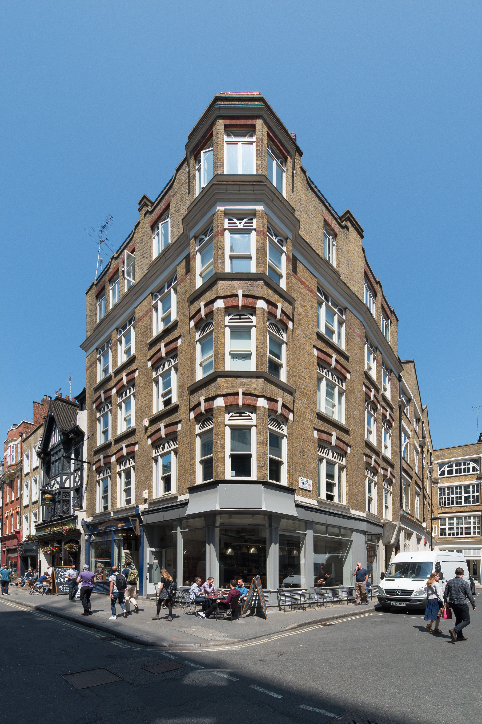 MELLERSH ADVISE ON TWO MORE FITZROVIA TRANSACTIONS