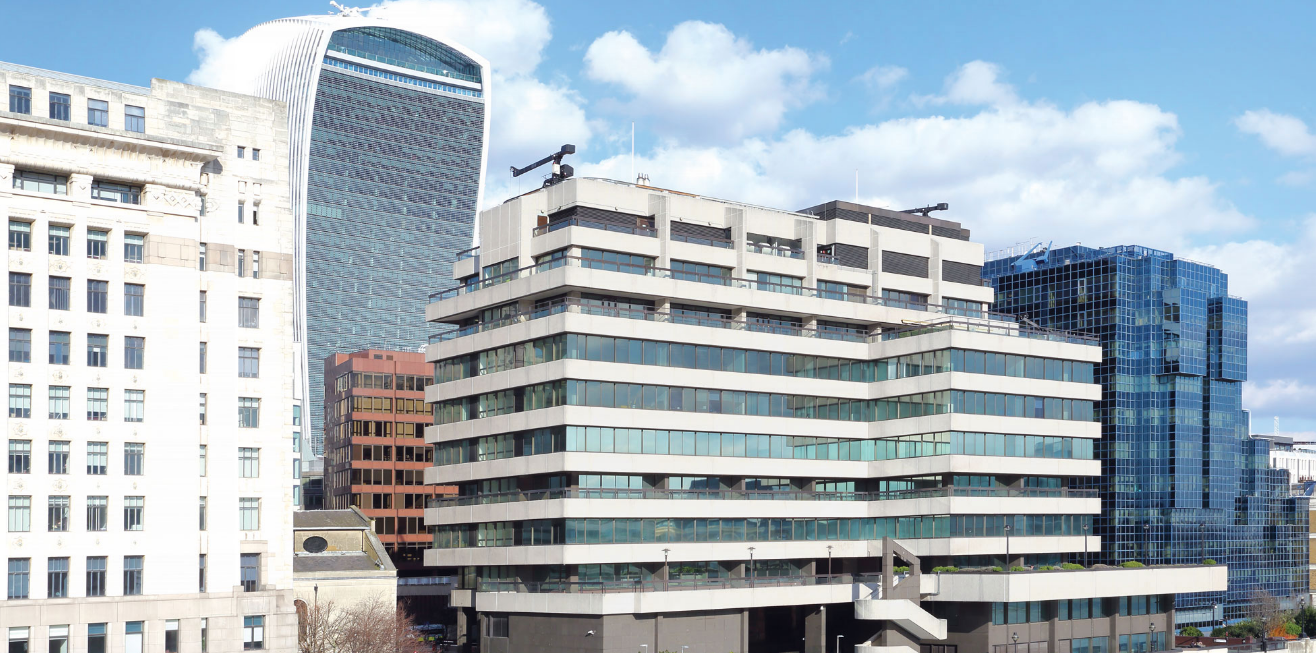 MELLERSH ADVISE CHESTERTON IN ACQUISITION OF NEW UK HQ IN THE CITY