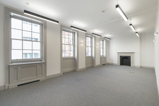 office space Mayfair - not serviced - 22-23 Old Burlington Street