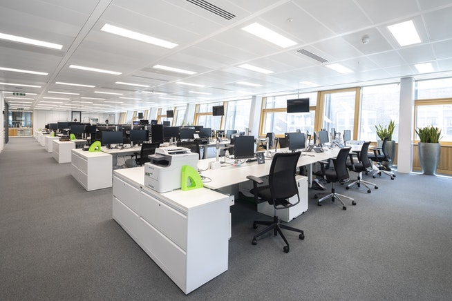 office space Mayfair - 10 New Burlington Street