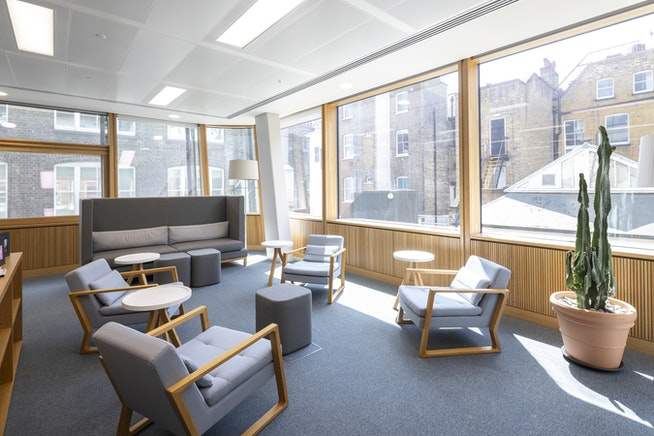 office space Mayfair - serviced offices or not?
