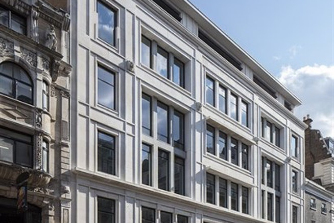 Office Space 23 King Street Mellersh and Harding Commercial Property Consultants