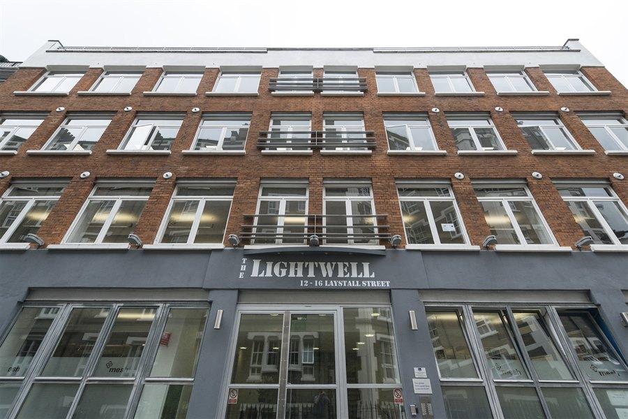 The Lightwell 12 16 Laystall Street Farringdon London Ec1r